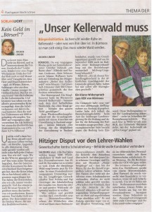 Flachgauer Nachrichten Bürmoos 1